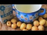 ХОЗЯЙКЕ НА ЗАМЕТКУ молодой картофель: Как быстро почистить молодую картошку: Как почистить картошку