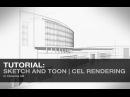 Tutorial Sketch and Toon Cel Rendering in Cinema 4D