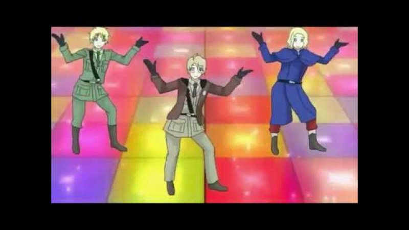 Can't Hold Us / APH