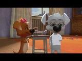 Озорная семейка - Авиаторы  Поучительный мультфильм для детей