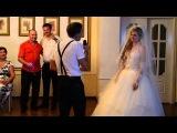 Оригинальное свадебное поздравление в стиле рэп брата своей сестренке