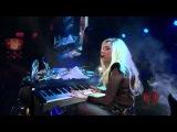 Lady Gaga - Hair @ iHeartRadio Music Festival 2011