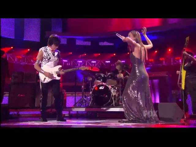 Jeff Beck Joss Stone - I Put a Spell On You Live (HD)