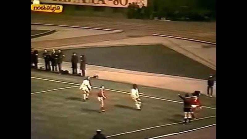 Спартак Москва - Реал Мадрид 0:0, 1981-03-04