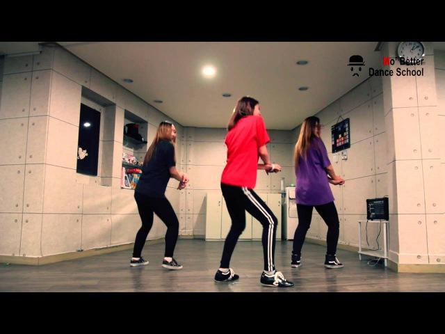 [모베러댄스스쿨] AOA(에이오에이) - 사뿐사뿐(Like a cat) 안무 거울모드 (AOA - Like a cat cover dance mirror)(HD)