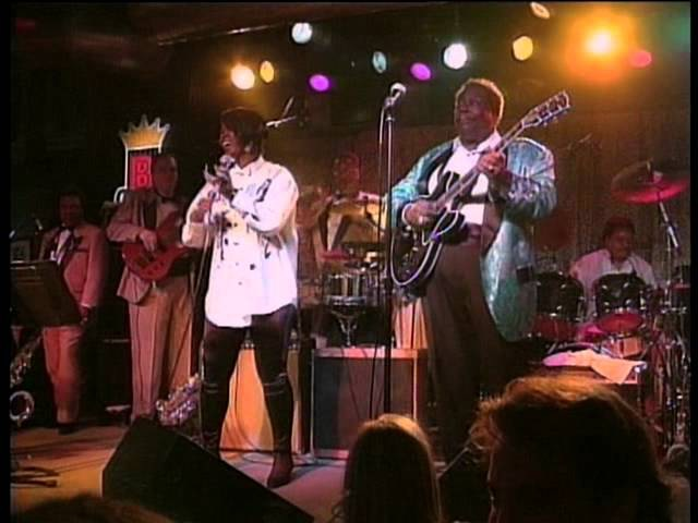 B.B. King Irma Thomas - (1993) You Can Have My Husband [from
