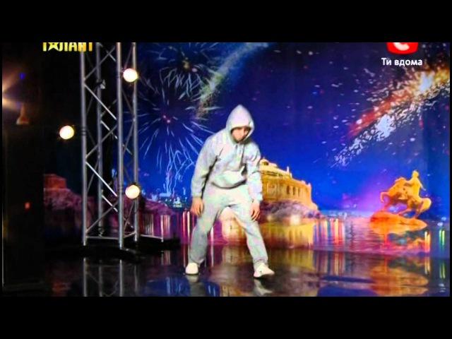 «Україна має талант - 4» 14.04.2012 г. CRAZY JUMP 100 % - г. Херсон.