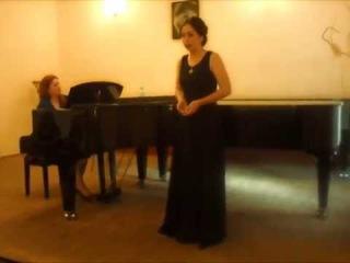 Gioachino Rossini - Arietta all'antica - Ann Oganesyan