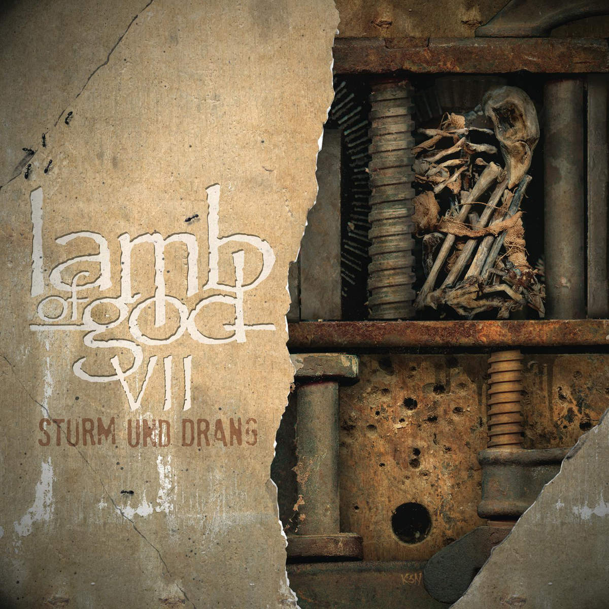 Lamb Of God - VII: Sturm Und Drang (Deluxe Edition) (2015)