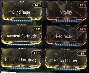 Wts Maxed 10 10 Mods Pc Trading Post Warframe Forums