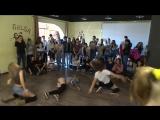 Funky SessionTWERKГлазина Евгения vs. Бровенко Анастасия vs. Даржанова Жанна
