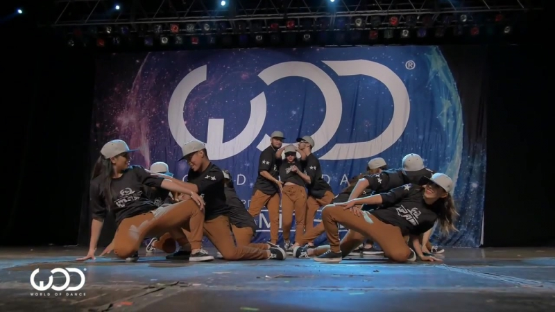 Hip Funk _ 2nd Place Adult Division _ FRONTROW _ World of Dance Dallas 2015 WODDALLAS2015