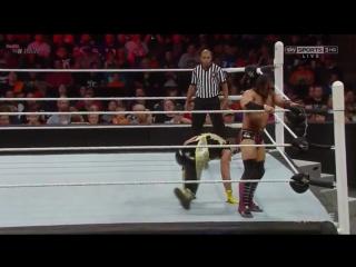 [Crossface] Невилл против Стардаста - RAW 28.09.2015