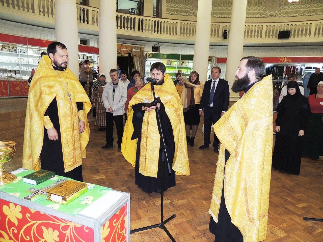Православная ярмарка из Белоруссии ОТКРЫТА!