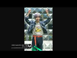[MPD직캠] 샤이니 태민 직캠 View SHINee Taemin Fancam Mnet MCOUNTDOWN 150528