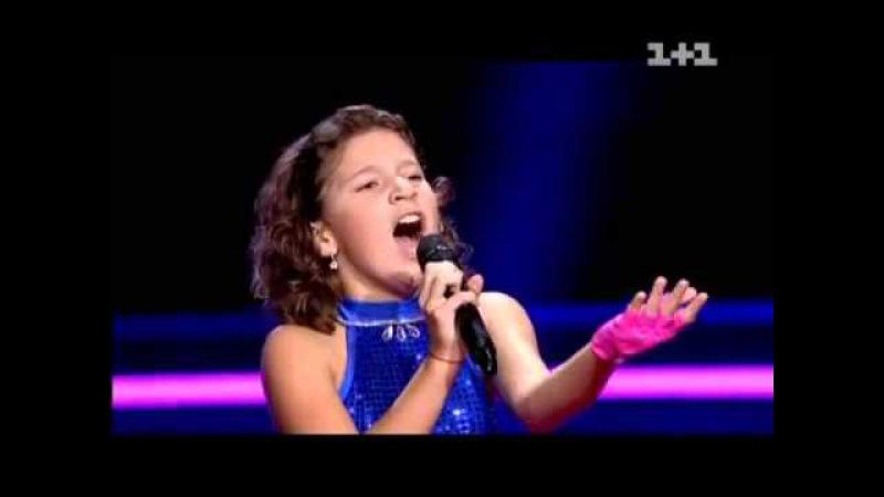 11 летная девушка порвала весть зал и весть украина Соломия Лукьянец племянница Виктория лукьянеца
