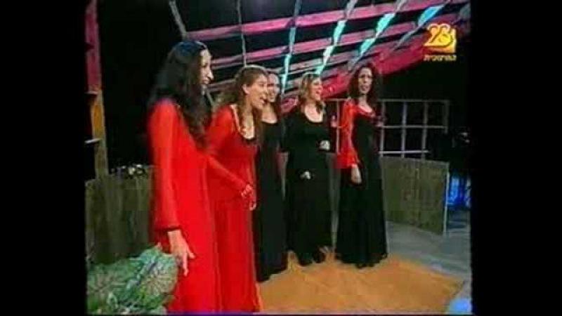 Carmel A-Cappella - Vivaldi - The four seasons - The spring כרמל א-קפלה