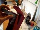 Самодельный ручной подрезатель кромки.2.