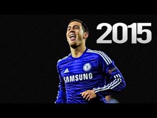 Eden Hazard - Goals Skills 2014/2015 HD