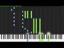 Despair - Naruto Shippūden [Piano Tutorial] (Synthesia) // JbPianiste