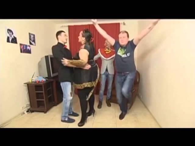 Должанский танцует под Deep House Doljanskii Deep - House