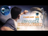 FANTASY MIX 168 - SPACE INVASION edited by mCITY 2O15