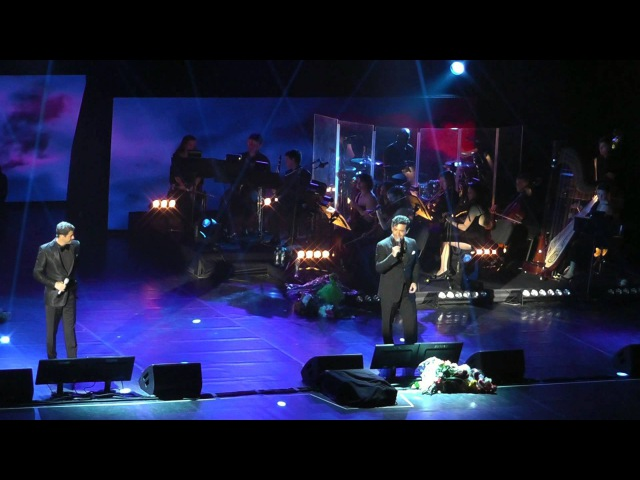 Il Divo in Moscow 17 06 2013
