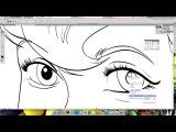 Как рисовать на графическом планшете в Иллюстраторе