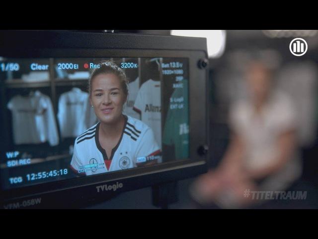 Titeltraum - Lena Lotzen im Interview