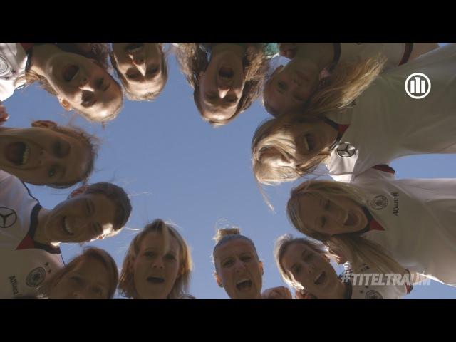 Titeltraum - Der Kader. 23 Spielerinnen für den Traum in Kanada!