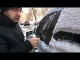 Как завести Land Rover Freelander 2 на морозе