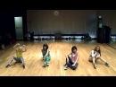 2NE1 'FALLING IN LOVE' Dance Practice 안무연습