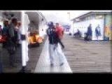 CUTTING SHAPES in Brighton! [UK London Deep House Shuffling/Shuffle] (Dance Video HD 720p)