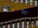 SNES Rock'n'Roll Racing - Olaf
