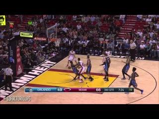 Dwyane Wade Full Highlights vs Magic () - 22 Pts, 5 Ast
