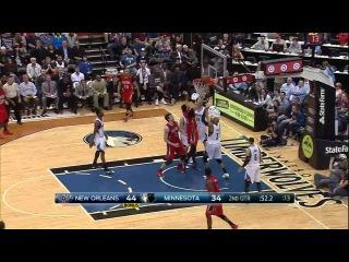 HD New Orleans Pelicans vs Minnesota Timberwolves | Full Highlights | April 13, 2015 | NBA
