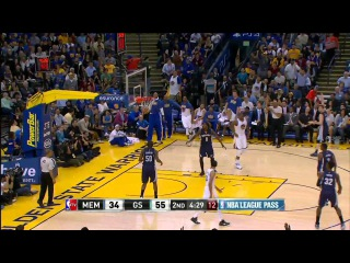 HD Memphis Grizzlies vs Golden State Warriors | Full Highlights | April 13, 2015 | NBA