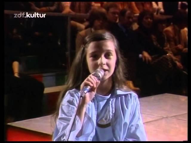 Andrea Jürgens - Ich zeige dir mein Paradies (Platz 2 1978)