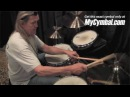 "Paiste 22"" Signature Reflector Bell Ride Cymbal - Played by Nicko McBrain (4055622-1050510H)"