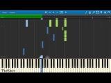 Наргиз Закирова - Ты - моя нежность (пример игры на фортепиано) piano cover