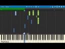 Наргиз Закирова - Ты - моя нежность НОТЫ MIDI | КАРАОКЕ | PIANO COVER