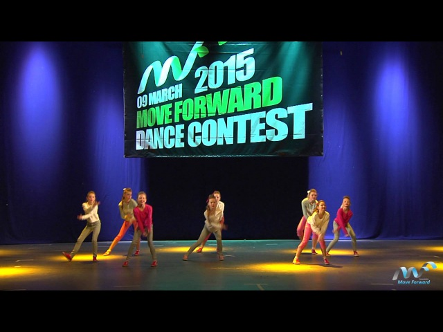 BOOMBASTIK CREW | KIDZ DANCE TEAM | MFDC 2015 [Official HD]