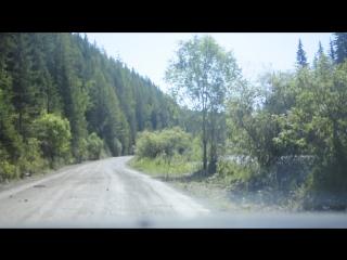 Едим в деревню Выезжий-Лог (Часть 2-я)
