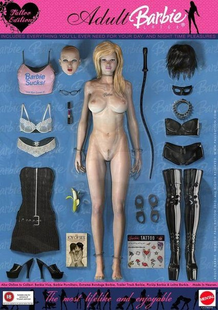 фото барби секс кукла
