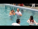 Крещение Сандры и Людочки)