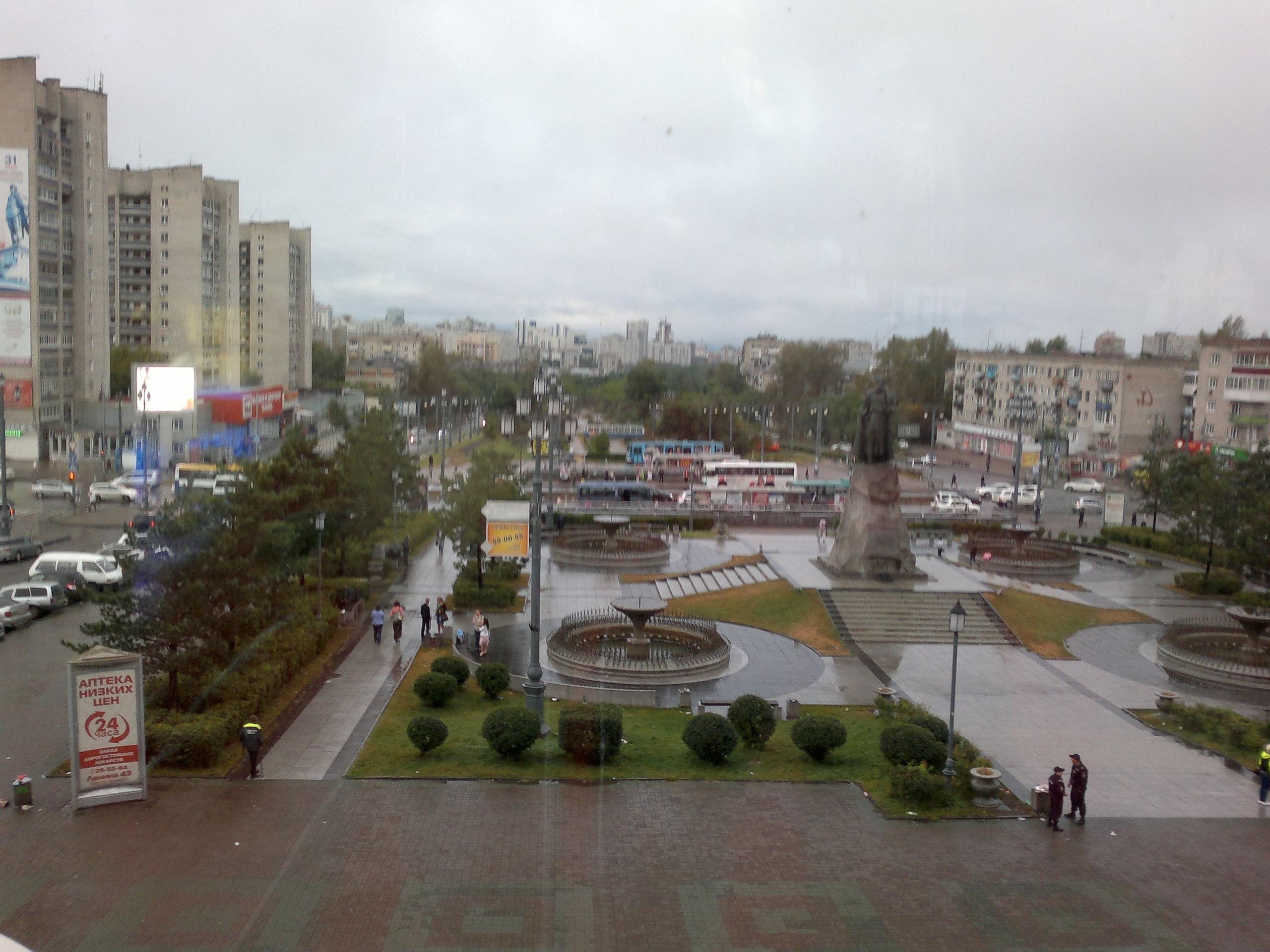 фотографии города 2015 хабаровск