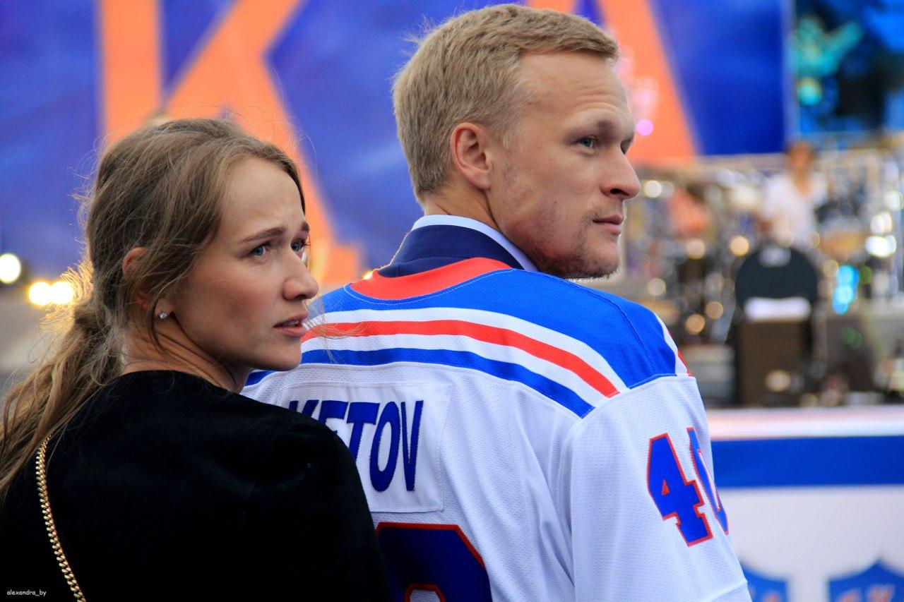 евгений кетов фото с женой