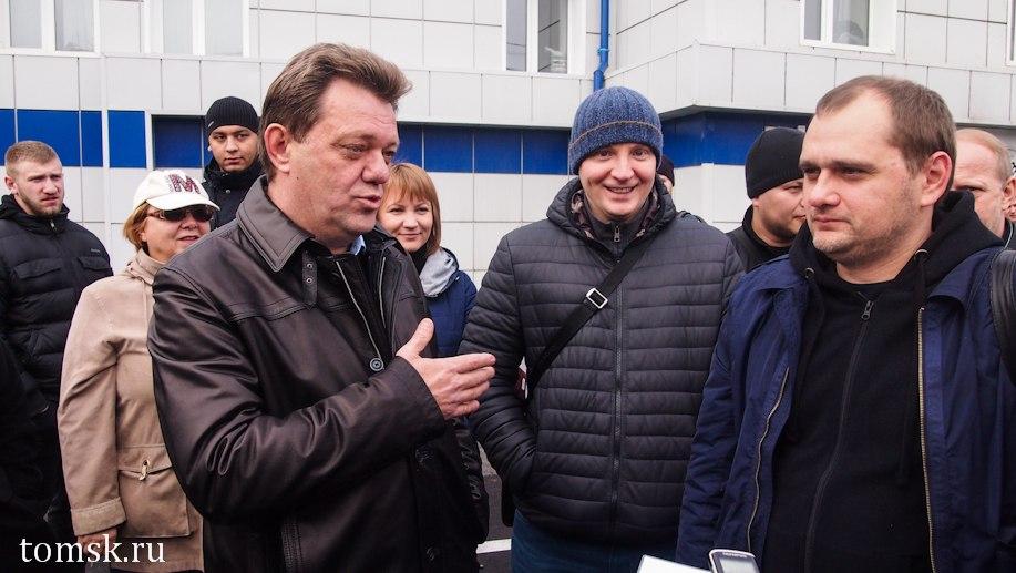 Караул устал. Еще раз об отставке Митрофанова. Кто вы, бизнесмен Андрей Кривошеин?