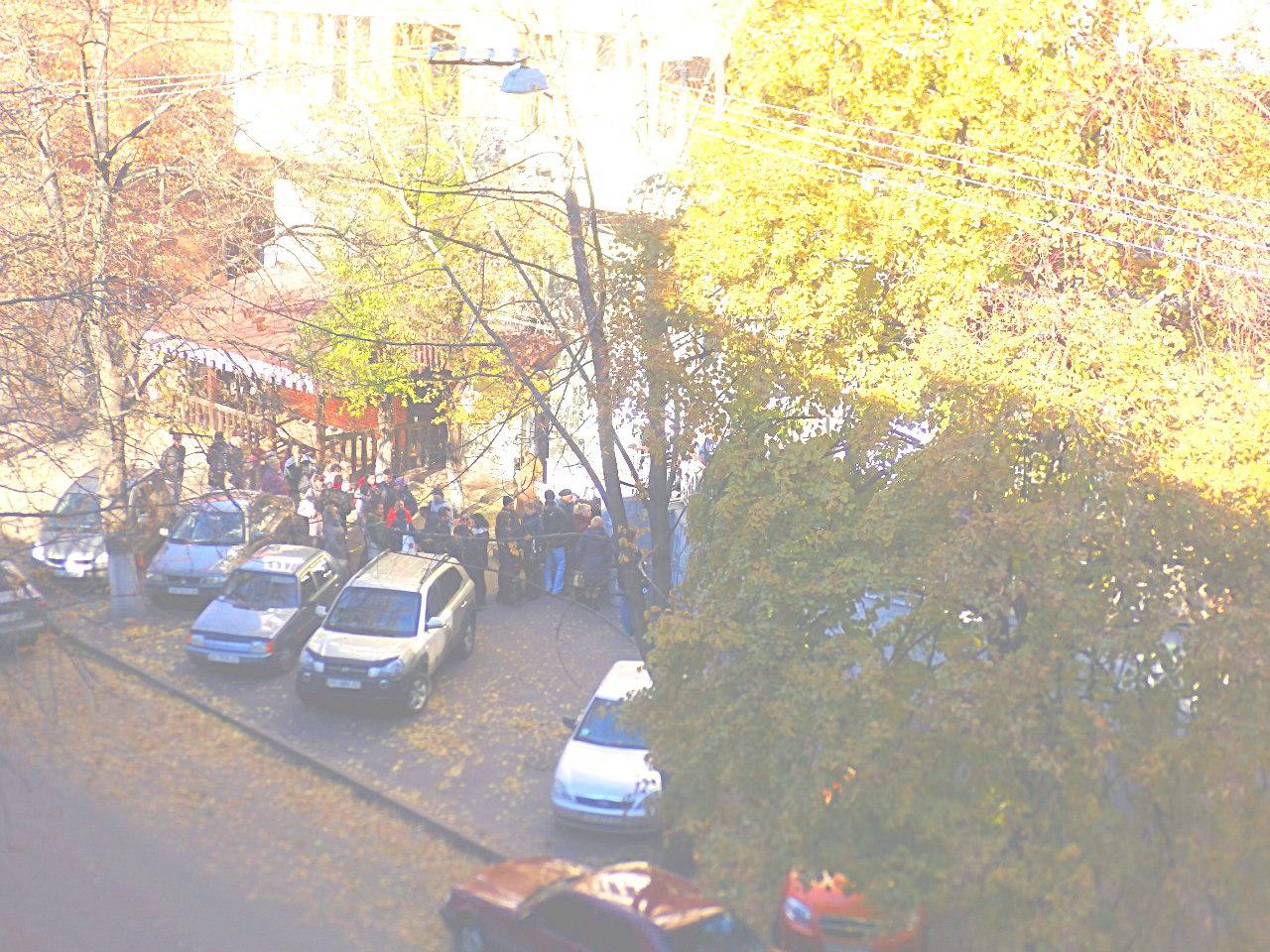 Выборная неразбериха в Харькове (ФОТО)