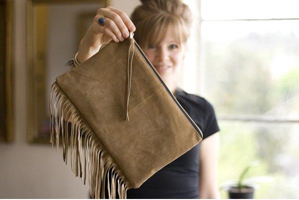 Фото кожаную сумку своими руками